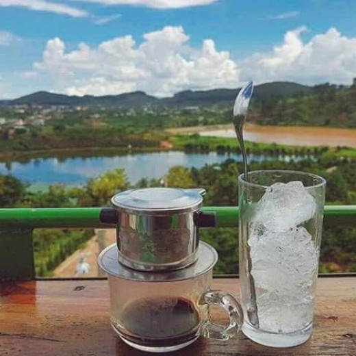 Coffee in the highland brews you with ease