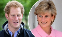Prince Harry finally talks about His Legendary Mother, Princess Diana