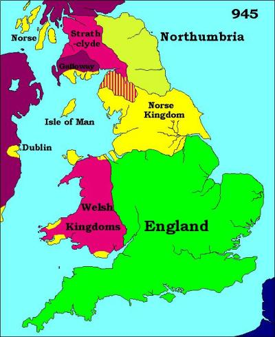 The Danish kingdom of Jorvik was seen by Wessex as a potential threat, although it was also the centre of flourishing crafts and trade, with links that stretched far to the east, north and west