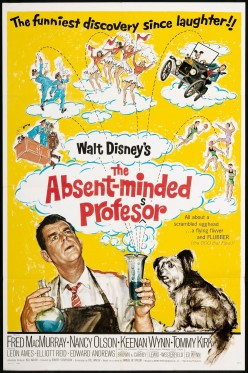 Film Review: The Absent-Minded Professor