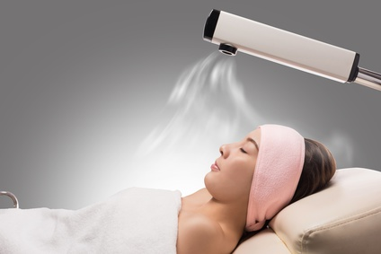 Use facial saunas to achieve a flawless and glowing complexion.