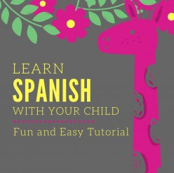 Have Fun Learning Spanish With Your Child - Learn Songs About Weather, Alphabet, Numbers and More