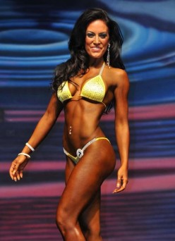 The Top Ten IFBB Bikini Competitors of 2011