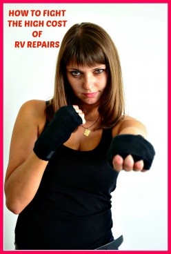 High RV Repair Costs and How to Fight Them