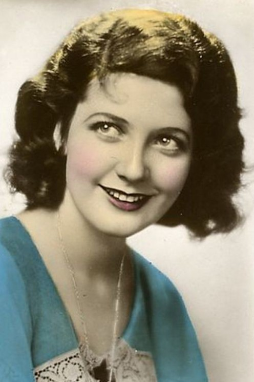 Ladies and gentlemen, it gives me great honor to introduce you to the lovely film idol, Merna Kennedy