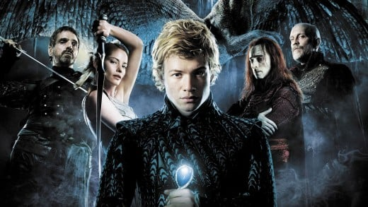 Eragon was a 2006 attempt to follow the Lord of the Rings success, but it failed in part because it was considered to similar to LOTR as was probably too soon.
