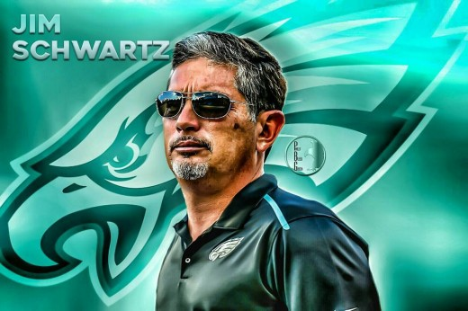May the Schwartz be with you, Eagles fans