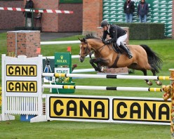 Show Jumping Rio Gold Medalist Wins CANA Cup at Spruce Meadows