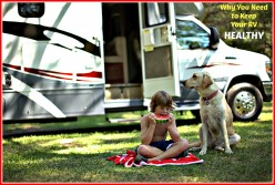 How to Make Sure Your RV Is Healthy