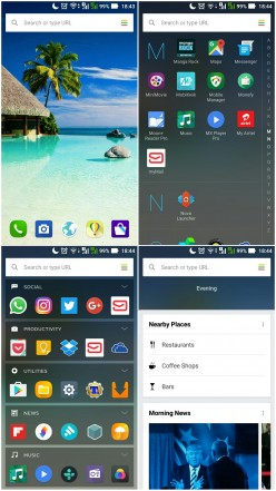 10 Unique Launchers For Android