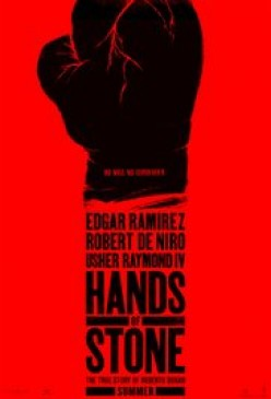 Hands of Stone Film