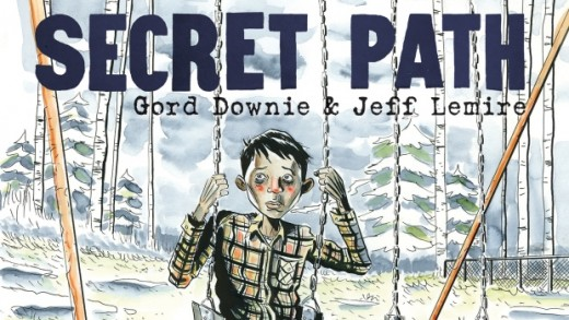 Gord Downie's new album was released in October 2016