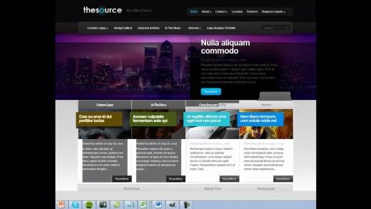 WordPress Site Example #11