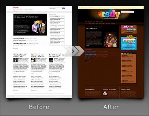 WordPress Site Example #10