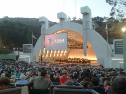 Visit the Amazing Hollywood Bowl