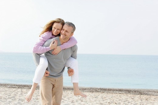 problems dating an older man