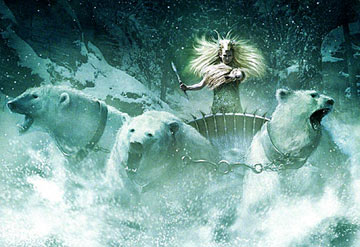 The White Witch - The Lion, The Witch, and The Wardrobe