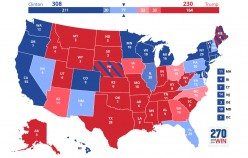 Relax HuffPost, Trump Isn't Winning