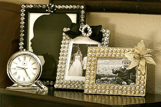 31 Creative Craft Ideas Using Old Picture Frames | HubPages