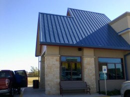 Front of IHOP in Mustang, Oklahoma