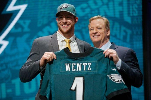 Looks like the Eagles made the right choice so far