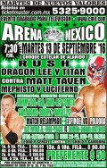 CMLL Tuesday: An American Invasion