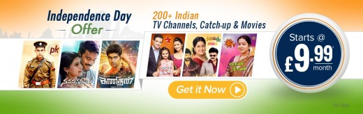 Cheap Hindi TV Channel package in Australia