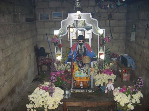 San Simon (AKA Maximon)