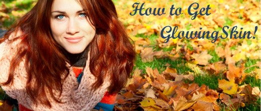 4 Tips for Glowing Skin During Fall & Winter