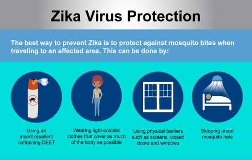 Preventing Zika