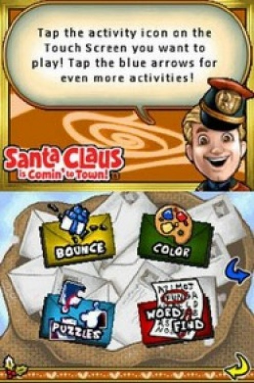 Screenshot from: Santa Claus Is Comin' To Town