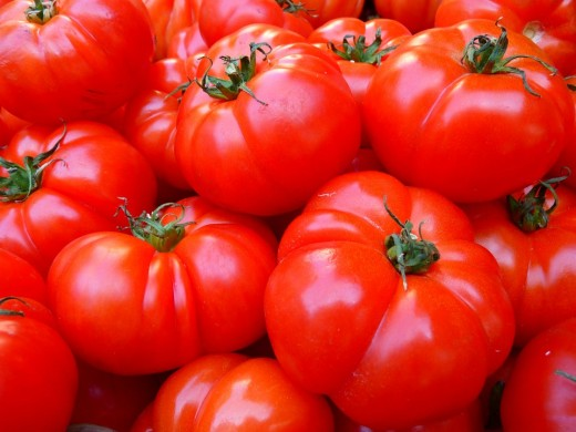 The list of health benefits attributed to tomatoes is almost endless!