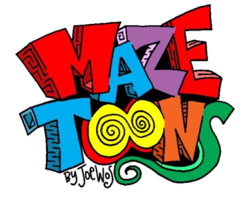 MazeToon Logo