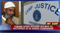 Even More Guantanamo Bay Terrorists Return to the Battlefield Under President Obama