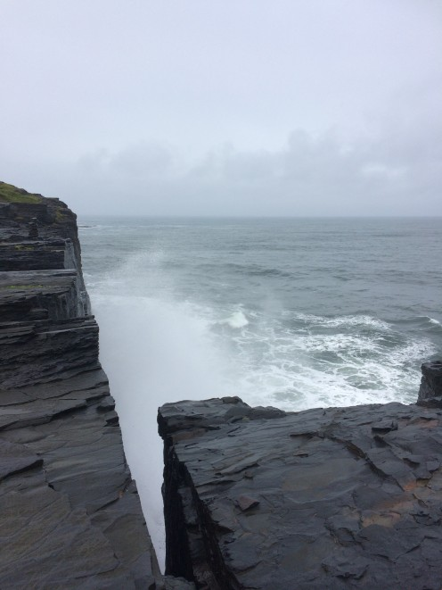 Views along the Cliffs of Moher