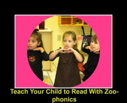 How to Teach Your Child to Read With Zoo Phonics