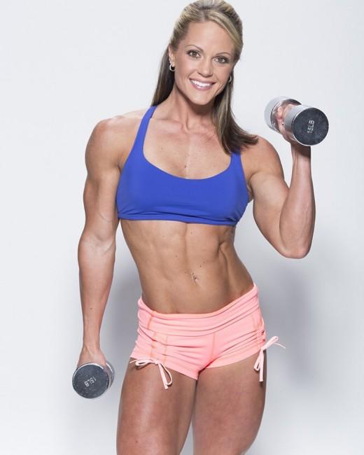 Nicole Wilkins-IFBB Pro