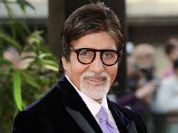 Indian film actor Amitabh Bachchan