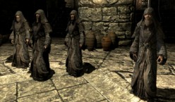 Learning the 20 Dragon Shouts of The Elder Scrolls V: Skyrim