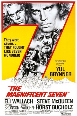 The Magnificent Seven 1960 Film