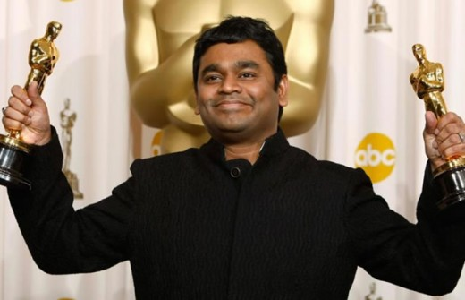 A.R. Rahman is a worldwide famous music director.