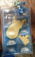 West Virginia Mountaineer Wax Melts Make Great Gifts for Football Fans