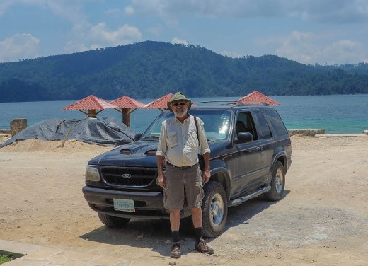 My '98 Ford Explorer Sport - somewhere in Mexico!