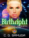 Birthright: The Princes of Uvieroein Book 2