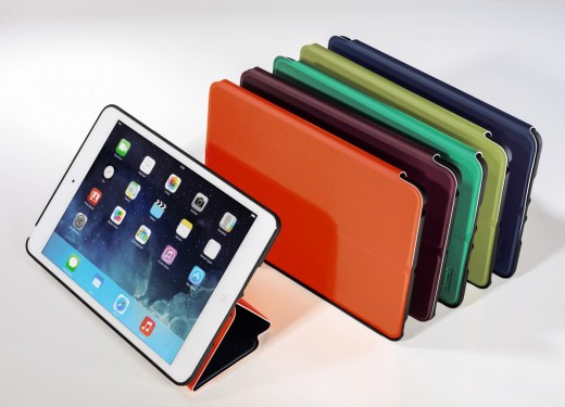 Cases with stand makes working and watching more convenient.