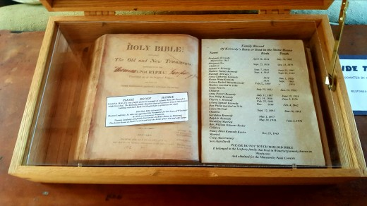 1814 Family Bible