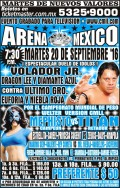 CMLL Tuesday Preview: Mephisto-Titan!