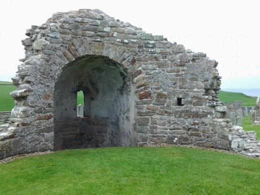 Viking church By marilynreid