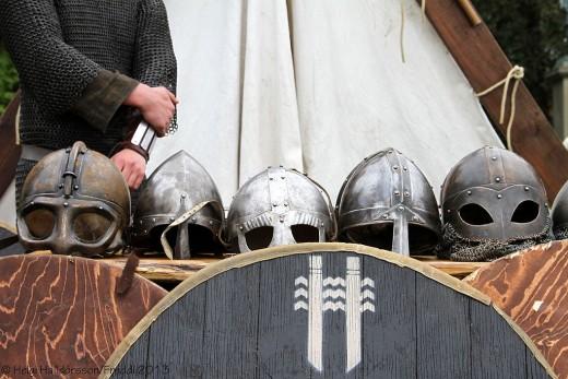 By Helgi Halldórsson from Reykjavík, Iceland - Viking Arms and Armor, CC BY-SA 2.0,