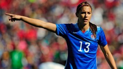 Alex Morgan U.S. soccer player